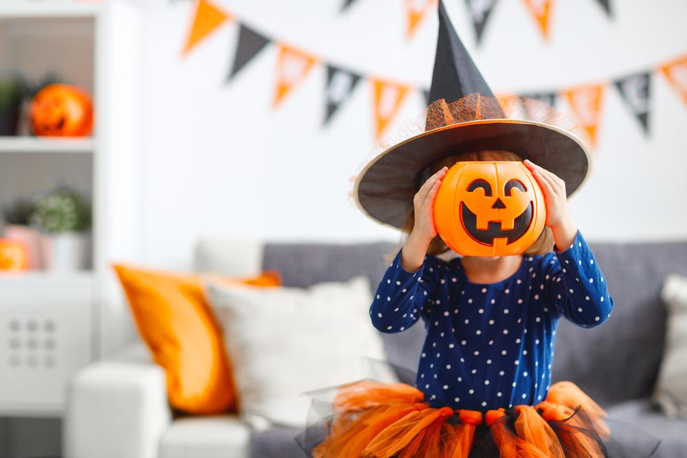 Halloween divertido e em conta? Sim, é possível!