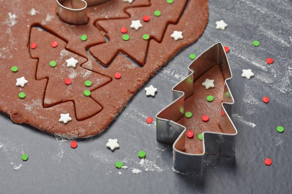 Bolachas de Natal, uma receita simples e divertida!