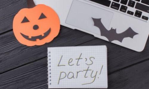 Halloween nas Empresas