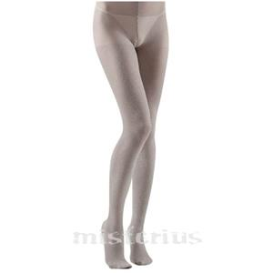 Collants Cinzentas Com Glitter