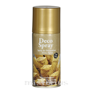 Spray Decorativo, Dourado