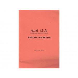 "Livros O calor da batalha-""Heat of the battle""-Kyle Gray"