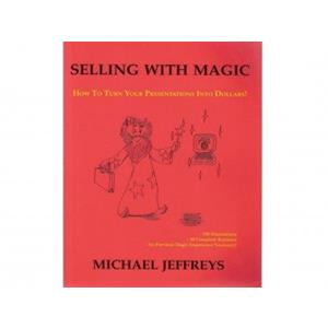 "Livros venda com magia-""Setting With Magic""-Michael Jeffreys"