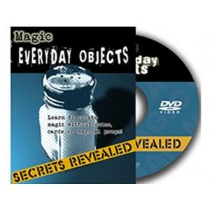 DVD truques com objectos do dia a dia, Magic Everyday Obects