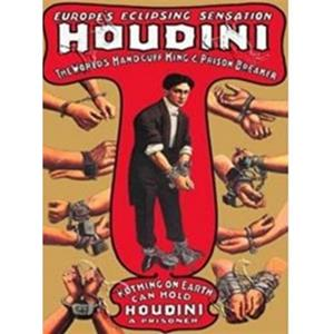 Poster Houdini Europe eclipsing sensation