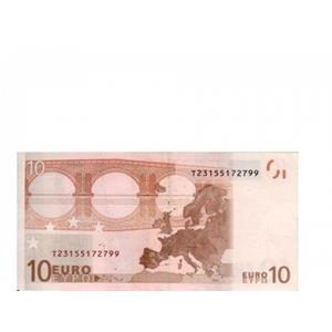 Notas Papel Flash 10 euros
