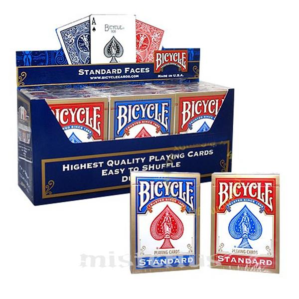 Baralho Bicycle Poker - Bicycle Poker Deck - 808 Rider Standard