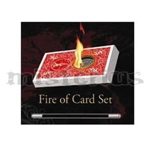 Baralho Flash - Fire of Card Set