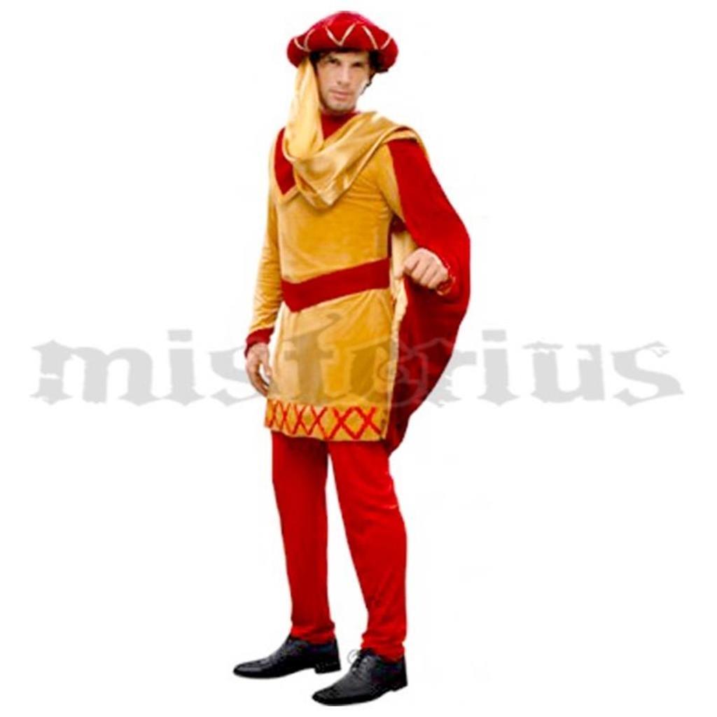 Fatos Carnaval | Homem - Históricos | Homem - Fato Duque Medieval
