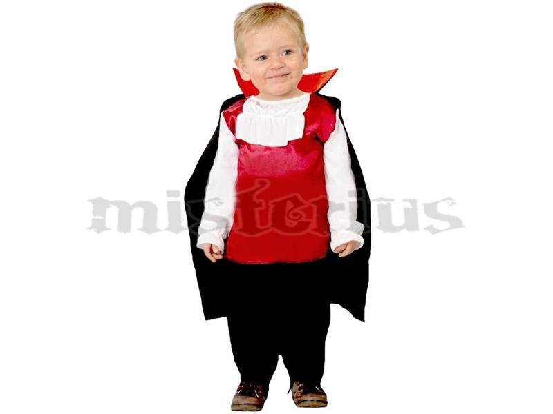 HALLOWEEN - Fatos Bebé Halloween - Fato Vampiro, bebé