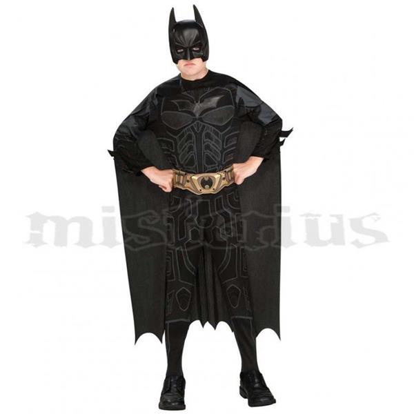 Fatos Carnaval | Criança Menino - Halloween | Menino - Fato Batman, criança