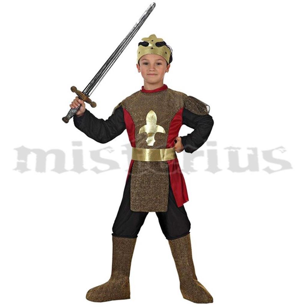 Fato Cavaleiro Medieval, Criança