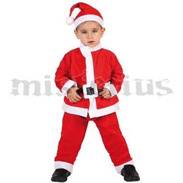 Fato Pai Natal, criança