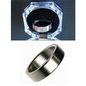 Anel magnetico achatado Wizard PK Ring Flat Band