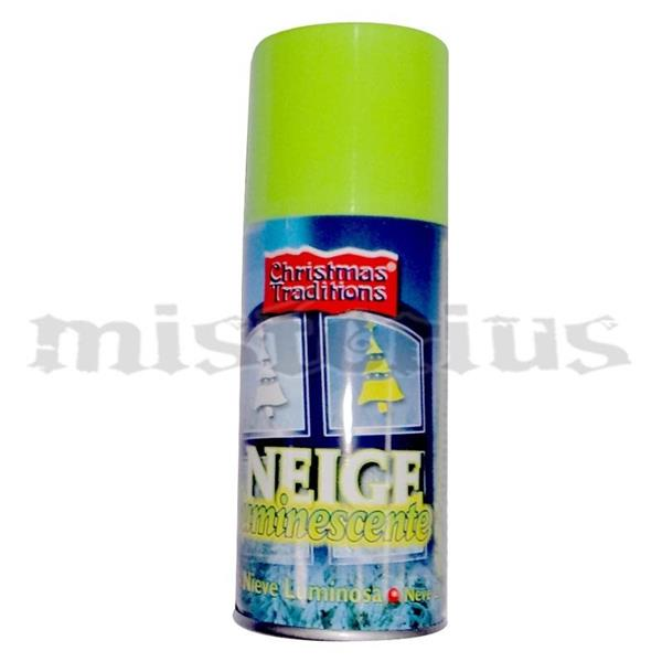 Spray Neve Luminescente
