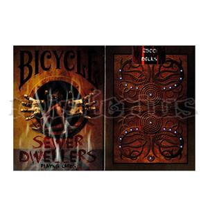 Baralho Bicycle Sewer Dwellers