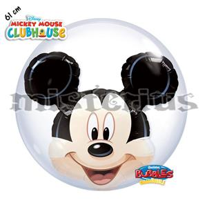 Balão Double Bubble Mickey