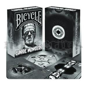 Baralho Bicycle Classic Monsters