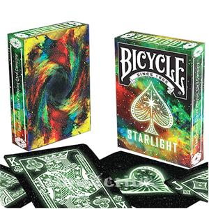 Baralho Bicycle Starlight