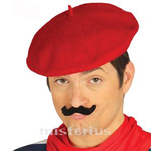 Boina Vermelha Pintor 90fea440557