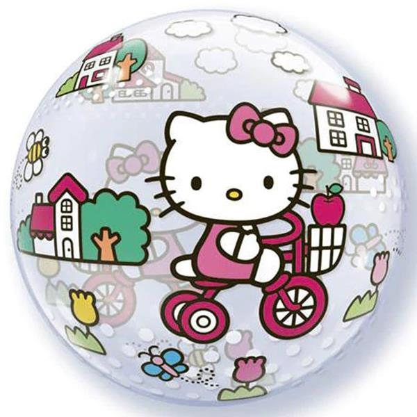 Bubble  Hello Kitty