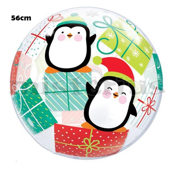 Bubble Pinguim 56cm