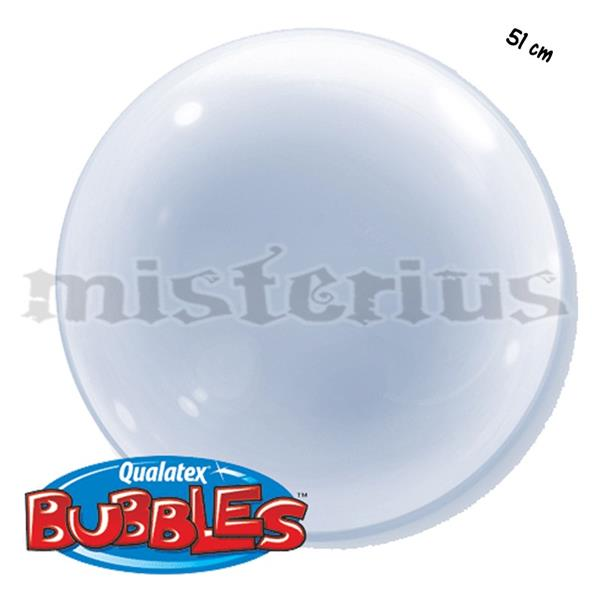 Bubble transparente 51cm