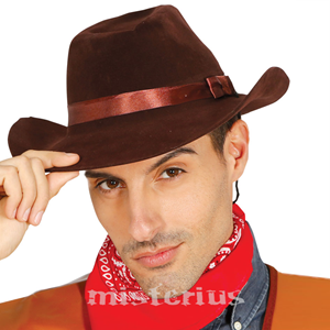fee5cdcc987a5 Chapéu Cowboys Indios