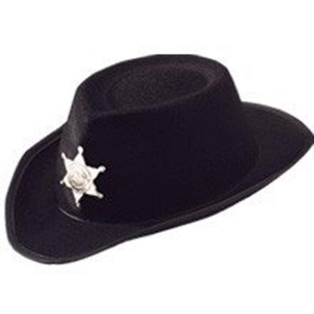 Chapéus Sheriff Xerife Infantil 2  d9d2d099dbd