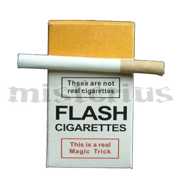 Cigarros Flash - Flash Cigarettes
