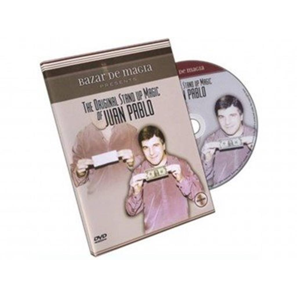 Dvd Magia Original Stand-up Juan Pablo Vol.1-The Original St