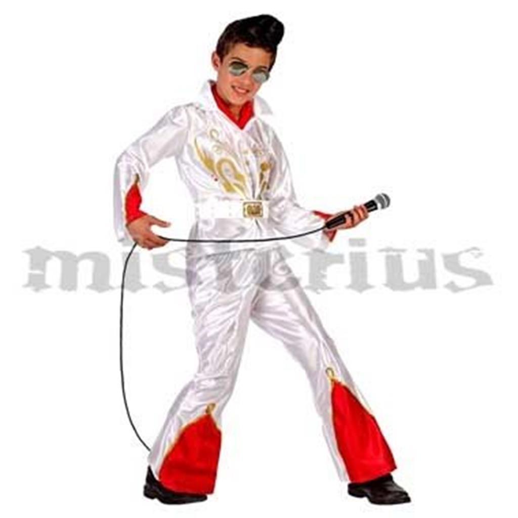 eff7657636ac9 Fato Elvis Presley Estrela Criança   Misterius