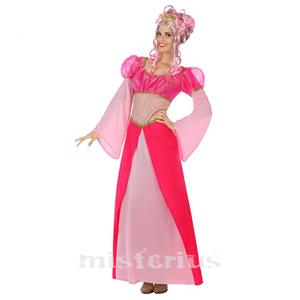 3c1b3fd92 Fato Princesa Rosa Fantasia