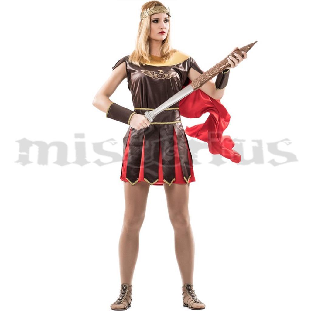f2db01392 Fato Romana Gladiadora | Misterius
