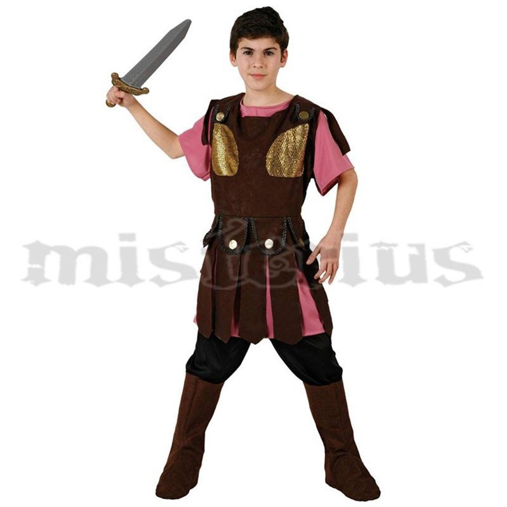 908edcd2e Fato Soldado Romano Criança | Misterius