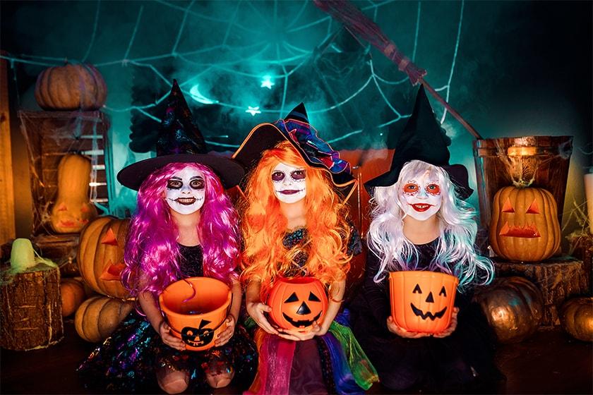 Fatos de Halloween e Disfarces de Halloween