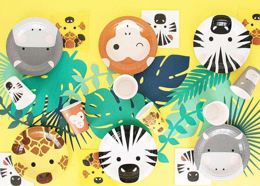 festa-animais-selva