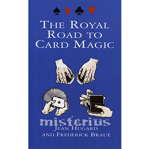 Livro Royal Road to Card Magic