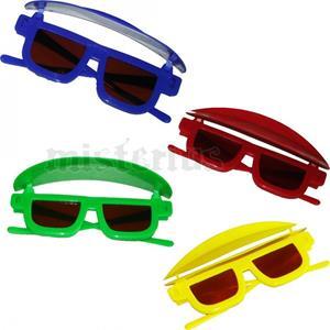 49c2712594c6b Óculos De Carnaval Fantasia Colorida   Misterius