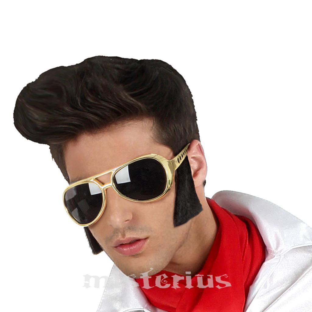 020b0bb26011f Óculos Elvis Patilhas