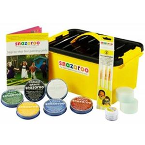 Snazaroo, Kit Mini Starter - 300+