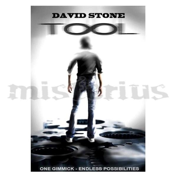 Tool (Gimmick and DVD) by David Stone